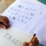 Kalligrafie & Lettering Familien-Workshop